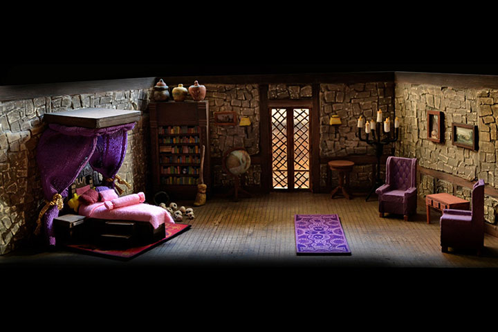 Maketa-za-Animirani-film-Hotel-Transilvanija-studentkinja-Nevena-reljic-fotka-broj-2